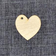"Набор бирок ""Серце"""