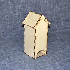 Чайный домик без оформления