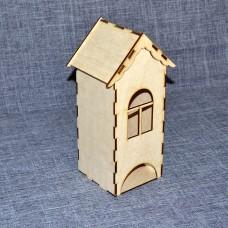 Чайный домик с окном