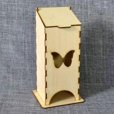 Чайный домик с бабочкой