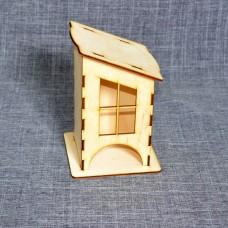 Малый чайный домик с окошком