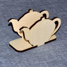 Салфетница в виде чайников
