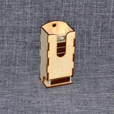 Компактный короб для спичек